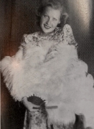 Ирина Владимировна Чурова. Семейное фото.