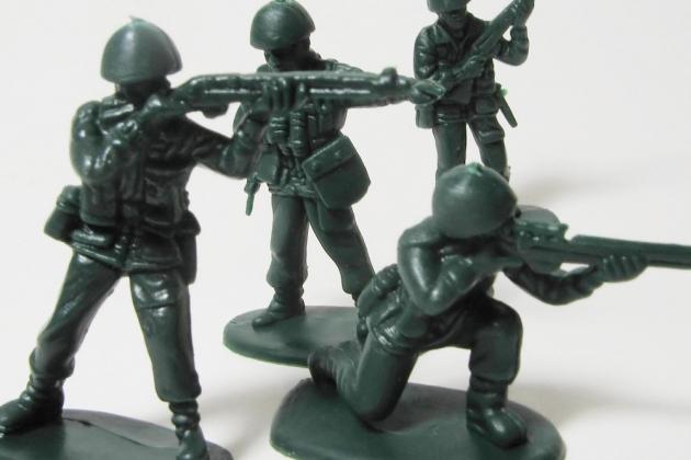 Солдатики США.