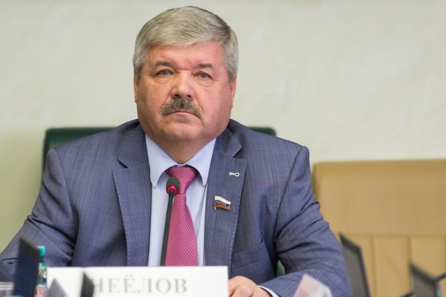 Губернатор Ямала выбрал члена Совета Федерации