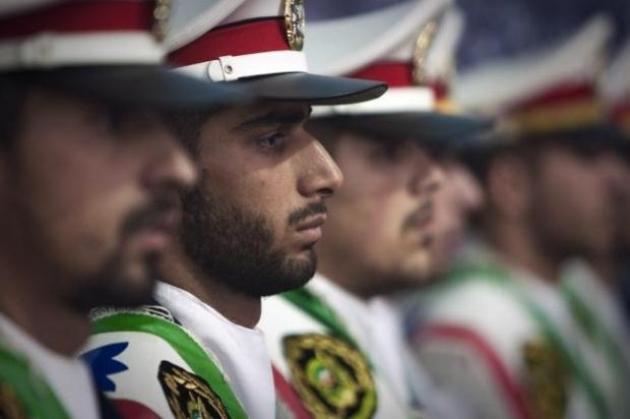Сирийские военные.