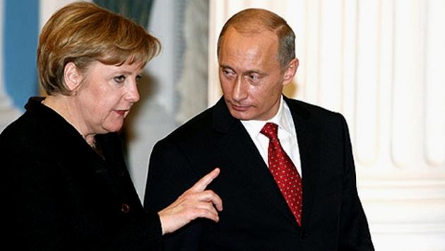 Меркель: Без России войну в Сирии не остановить