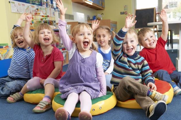 В России в детских садах появятся группы для детей-аллергиков