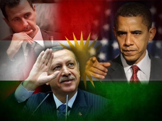 Сирийский кризис создает новый Ближний Восток