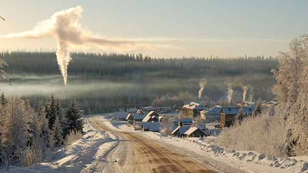 Зима дорога на Москву. Иллюстрация: forwallpaper.com