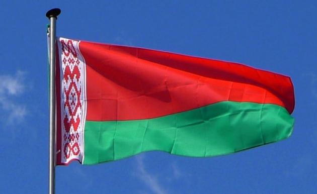 Флаг Республики Беларусь.