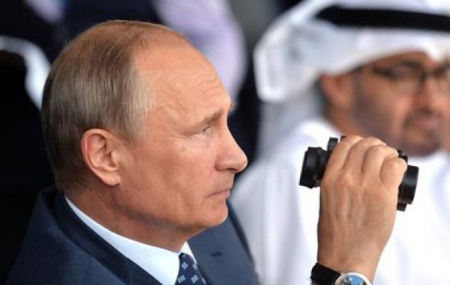 Испания: Путин разбомбил в Сирии учеников ЦРУ