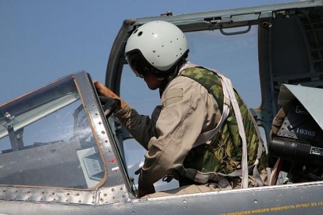 Российские летчики в Сирии остаются на высоте