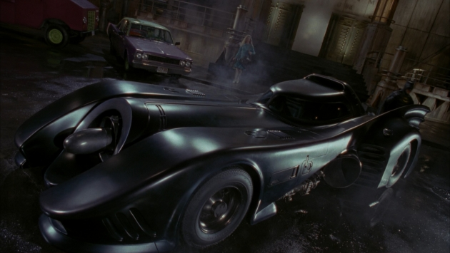 Цитата из фильма «Бэтмен» (реж. Т. Бёртон, 1989)
