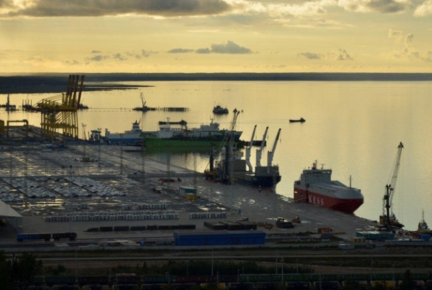 В Ленобласти открыты два участка подъезда к морскому порту Усть-Луга