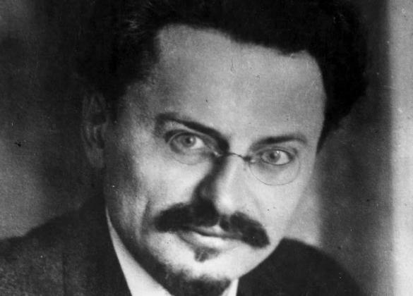Порошенко и Троцкий
