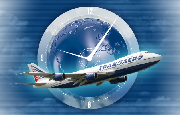 Билеты «Трансаэро» с датой вылета до 15 декабря будут аннулированы