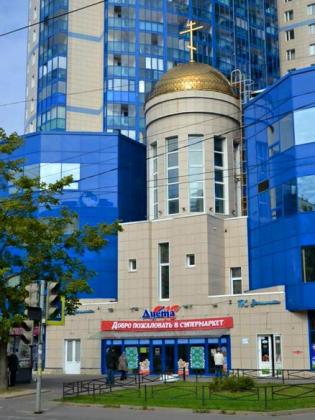 «Спас-на-Диете» в Петербурге стал достопримечательностью