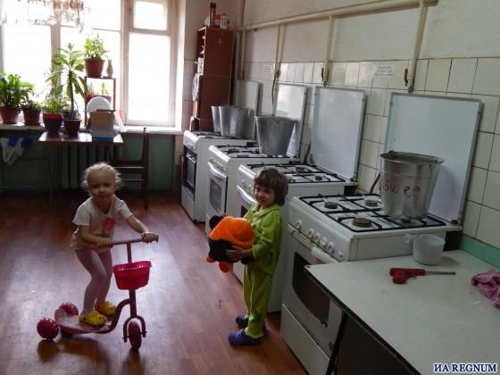 Создатели русской авиации три года живут без горячей воды