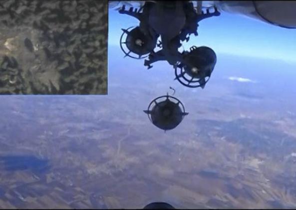 Днем с авиабазы «Хмеймим» совершено 15 боевых вылетов Су-34, Су-24М и Су-25. Нанесены удары по десяти объектам бандформирований террористов.