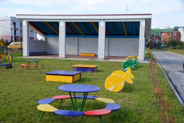 В Твери открыт детский сад на 110 мест