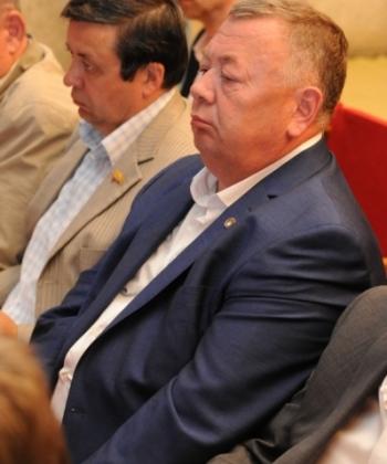 Чувашские депутаты переключились на Сирию вместе с новым сенатором