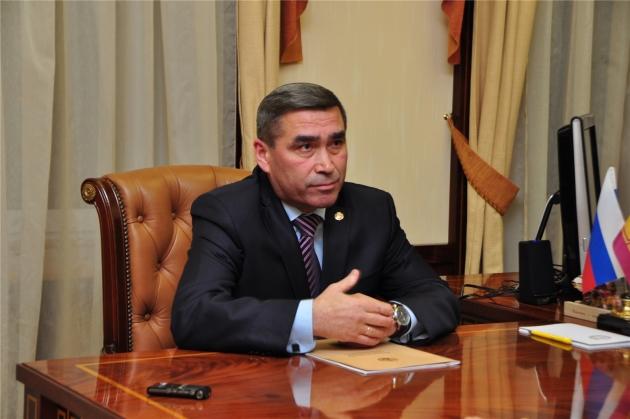 Экс-глава Минтранса Владимир Филиппов стал помощник главы Чувашии. Фото с официального портала органов власти республики