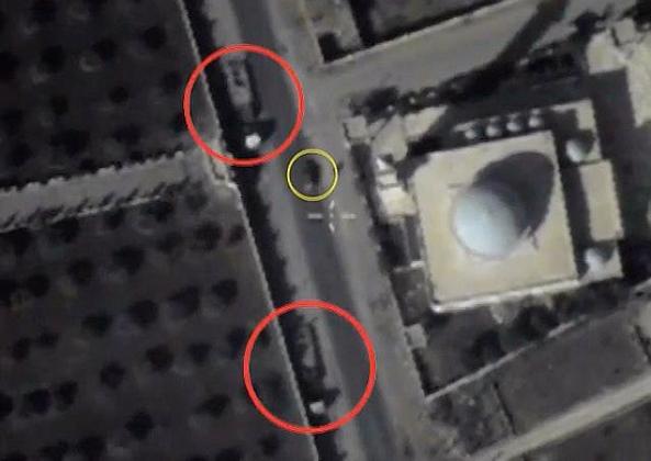 Террористы в Сирии предпринимают усилия по перемещению nоружия и тяжелой бронетехники в жилые кварталы городов.