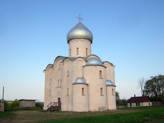 Церковь  Спаса на Нередице (1198 г.)