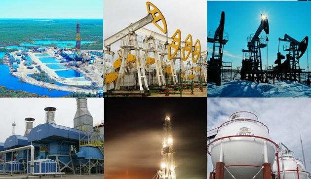 Оборудование используемое ОАО Сургутнефтегаз.