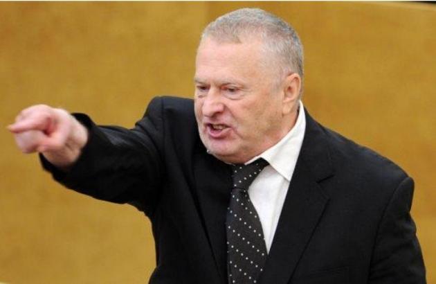Владимир Жириновский— заместитель председателя Государственной думы, основатель и председатель Либерально-демократической партии России.