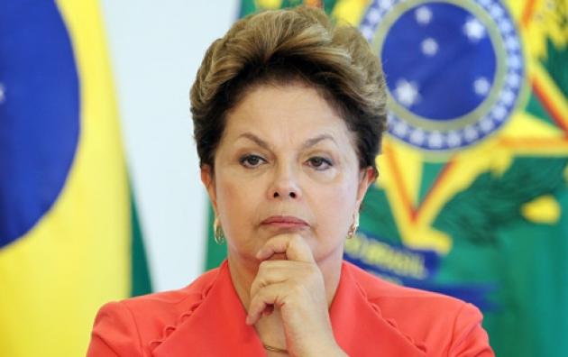 Дилма Руссеф— Президент Бразилии