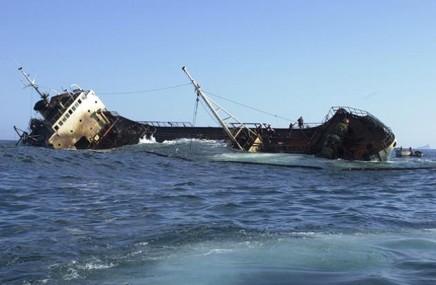 В Баренцевом море терпит бедствие норвежское судно с гражданами России