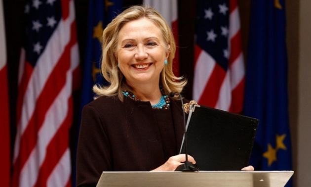 Хиллари Клинтон— кандидат на пост президента США.