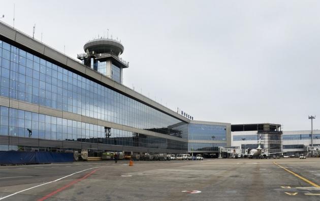 Аэропорт Внуково.