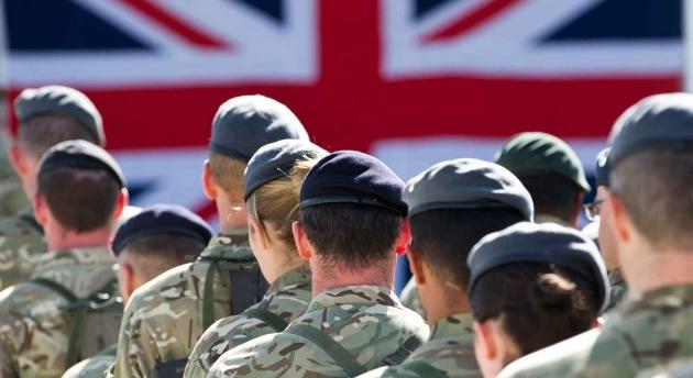 Лондон готов разместить британские войска в Прибалтике.