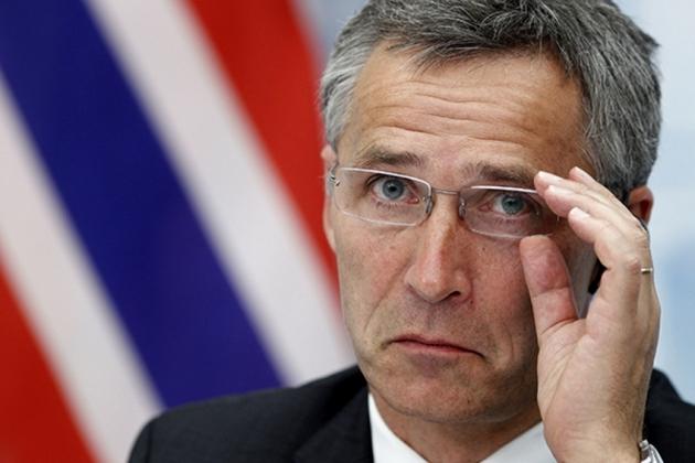 Глава НАТО: России следует заняться борьбой с ИГ, а не поддержкой Асада