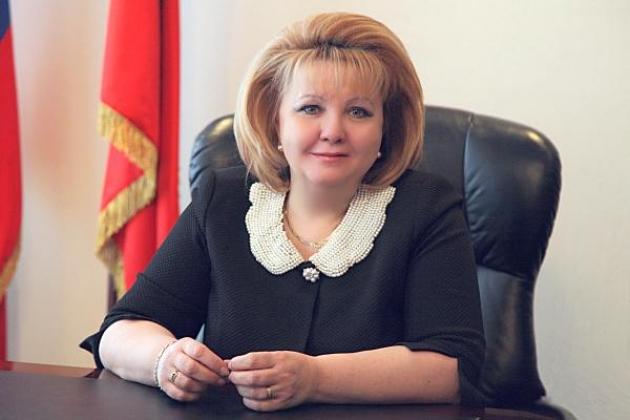 Татьяна Воронина. Источник: kurskduma.ru