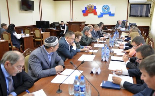 «В Республике Алтай нет серьезных очагов напряженности»