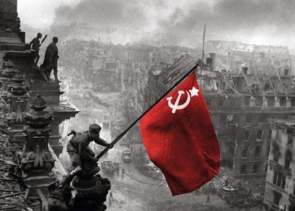 Гитлеровский Берлин в мае 1945 года был взят совместными усилиями Красной Армии и Войска Польского