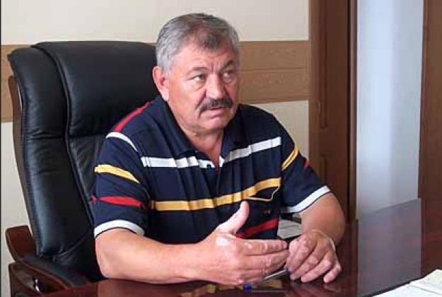 : Глава Иультинского района Александр Максимов