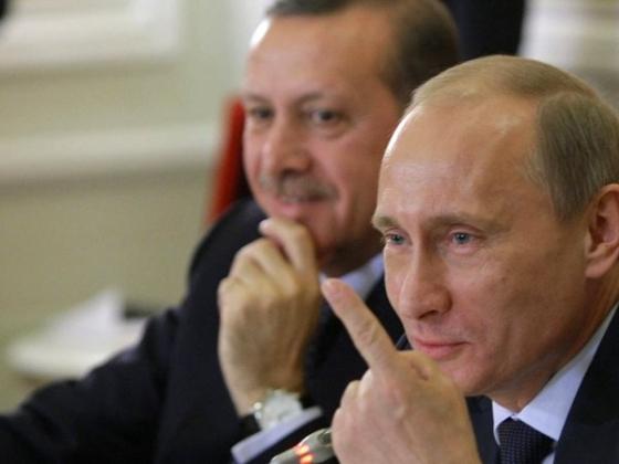Эрдогана «раскатывают» между Западом и Востоком