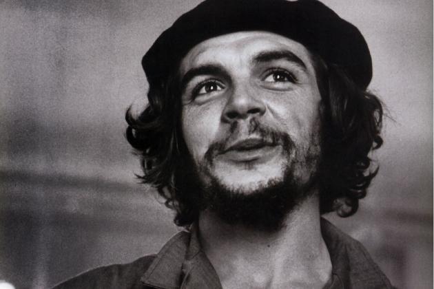 Эрне́сто Че Гева́ра—  латиноамериканский революционер, команданте Кубинской революции 1959 года и кубинский государственный деятель.