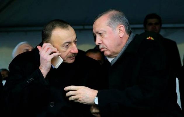 Куда плывет «тюркский корабль» Эрдогана и Алиева?