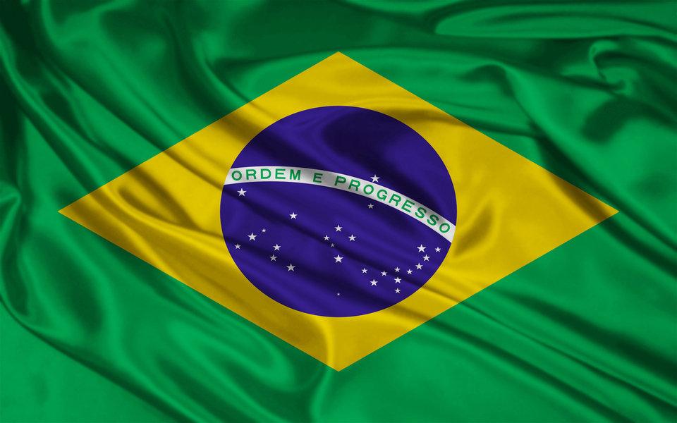 флаг бразильский фото