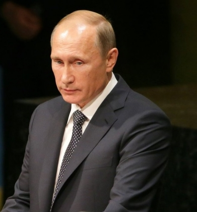 В.В,Путин.