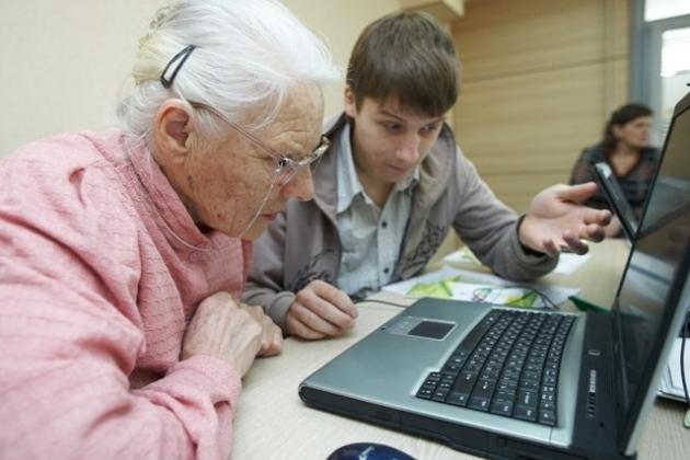 Алтайских пенсионеров научат навыкам интернет-общения, фото 42.tut.by