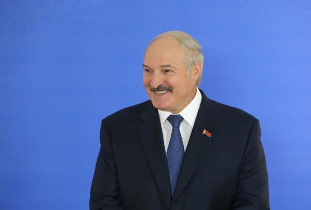 А.Лукашенко.