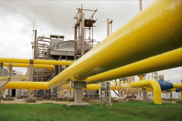 Газопровод. Газпром