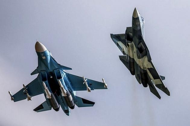 Лавров: ВКС РФ наносят удары с расчётом на успехи САР «на земле»