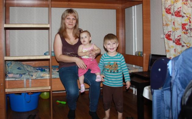 В Новосибирской области до сих пор остаются 6 тысяч беженцев с Украины
