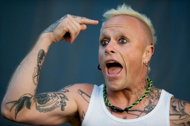 Вокалист британской группы The Prodigy Кит Чарльз Флинт— забыл паспорт.