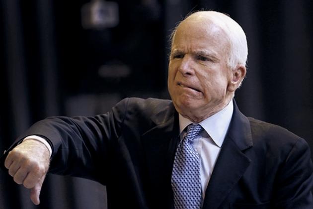 Маккейн: Ядерная сделка с Ираном приносит США отрицательные плоды