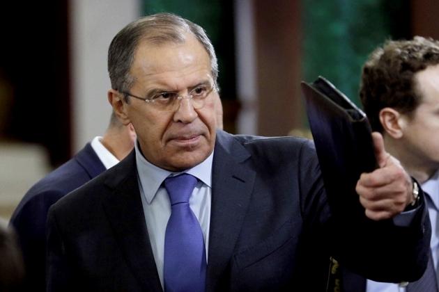 Лавров: «Обама предполагал, что ВКС РФ начнут спецоперацию в Сирии»