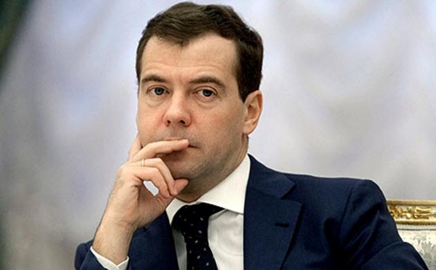 МИД РФ: РФ получила отказ от США по поводу делегации во главе с Медведевым