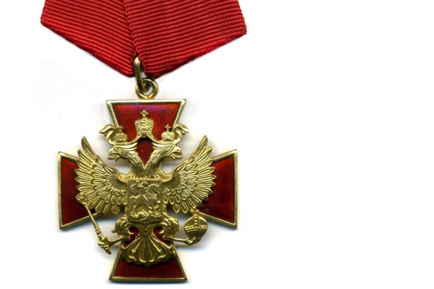 Путин наградил Медведева орденом «За заслуги перед Отечеством» I степени